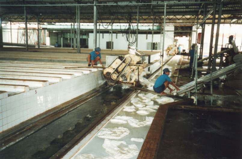 Rubber Mills